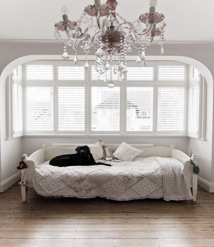 Bay window Shutters_Shaws Interiors Oakham