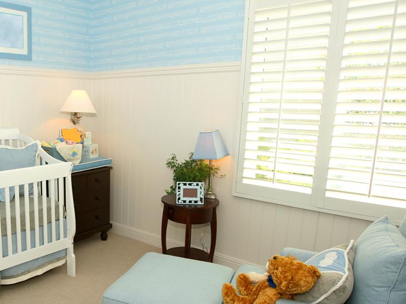 Custom made shutters - Shaws Interiors Oakham
