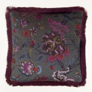 Adhera Slate Cushion - Shaws