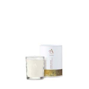 Arran, Amberwood 8cl Candle in Tin - Shaws