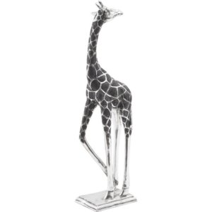 Giraffe Sculpture Head Back - Shaws