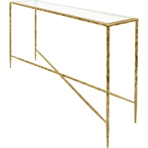 MTO Patterdale Hand Forged Console Table Large - Shaws
