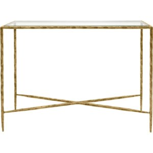 MTO Patterdale Hand Forged Console Table Small - Shaws