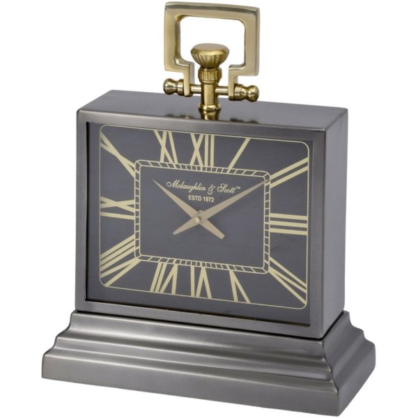 Rectangular Clock-Shaws Interiors