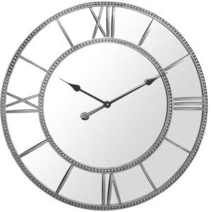 Round Wall Clock- Shaws Interiors