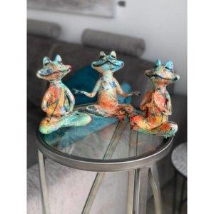 Zen Frogs Set of 3 - Shaws